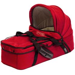 Mountain Buggy Duo Single Carrycot, Chilli
