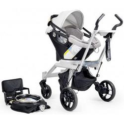 Orbit Baby Travel System Stroller and Car Seat G2, Black/Slate