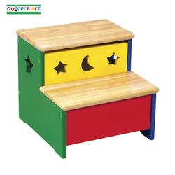 Guidecraft 98039 Moon & Stars Storage Step-Up