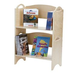 Guidecraft 6431 Stacking Bookshelves