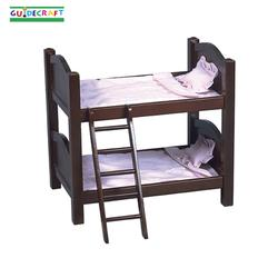 Guidecraft 98117 Doll Bunk Beds, Espresso