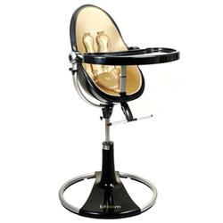 Charmant Bloom 10508BBSGL,Fresco Loft High Chair With Black Frame And Solar Gold  Seat Pad