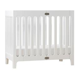 Bloom U10305-CW , Alma Urban Cot/Crib - Coconut White