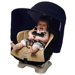Protect-a-Bub 001714, Car Seat Sunshade - Navy