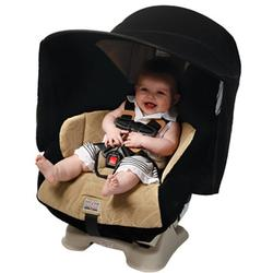 Protect-a-Bub 001721, Car Seat Sunshade - Black