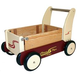Kettler 9201-182 Classic Flyer Walk With Me Wagon