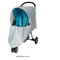 Protect-a-Bub 000502, Universal Rain Cover Single Stroller - Stone