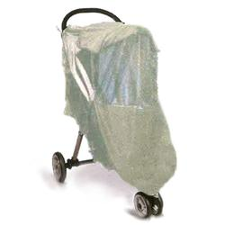 Protect-a-Bub 003053, Universal All Weather Shield Twin Stroller - Stone