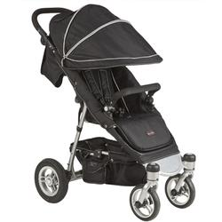 ValcoBaby QAD1044, QUAD Single Stroller, Raven