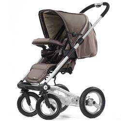 Mutsy 4Rider Single Spoke Stroller - Active Coffee
