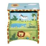 Guidecraft 83206 Safari Step Up Stool