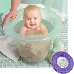 Spa Baby USTUB European Style Tub with Bath Thermometer