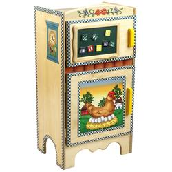 Anatex RI6011 Country Living Refrigerator