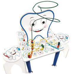 Anatex SMT2813 Smiley Tooth Table & Stools