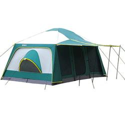 Gigatent FT052 Carter Mountain Family Dome Tent - Green / White