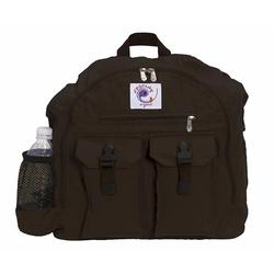 Ergo Baby BP9TO Organic Dark Chocolate back pack