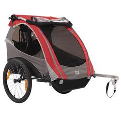 Burley 948205R D-Lite Trailer, Red