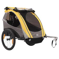 Burley 948205Y D-Lite Trailer, Yellow