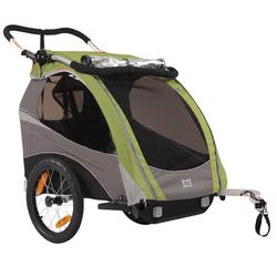 Burley 939205-G Solo Green Trailer