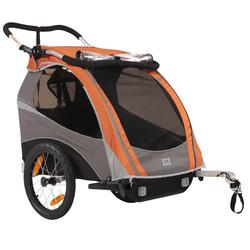 Burley 939205-O Solo Orange Trailer