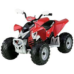 Peg Perego IGOR0044 Red Polaris Outlaw Ride on Toy