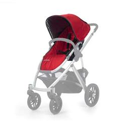 UPPAbaby 0082-DNY Denny VISTA Swap kit, Red