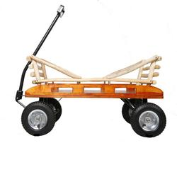 Mountain Boy Sledworks BF-0507-11 Butterfly Wagon