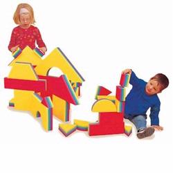 Edushape 700149 MultiColor Giant Blocks