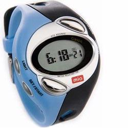Mio 0005-1-US-CLS Classic Select Petite Heart Rate Monitor, Blue