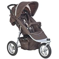 Valco Baby TRI1034 Tri-Mode Single Stroller - Hot Chocolate