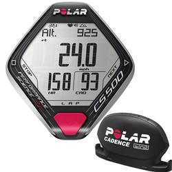 Polar CS500 CAD Cycling Training Computer