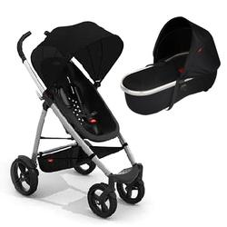 Phil & Teds SMBUGGYNBAS, Smart Buggy and Peanut Bassinet Bundle ...