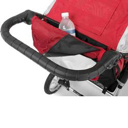 Baby Jogger 87E20, Liberty Parent Console - Red/Silver