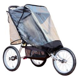 Baby Jogger 88R30, Spirit Special Needs Stroller Rain Canopy - Clear Plastic