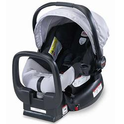 Britax E9L692J, Chaperone Infant Carrier/Child Seat - Black/Silver