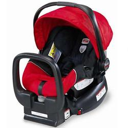 Britax E9LG72K, Chaperone Infant Carrier/Child Seat - Red