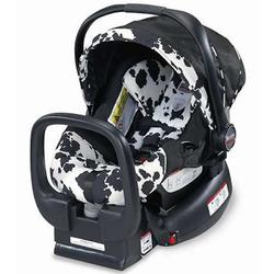 Britax E9L692L, Chaperone Infant Carrier/Child Seat - Cowmooflage