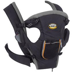 Kolcraft JC005-xfI Jeep® 2-in-1 Baby Carrier, Fierce