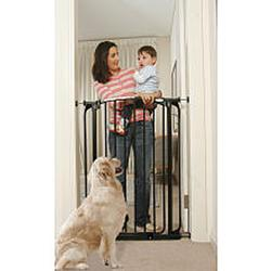 Dreambaby F190B Safety Gate 39.4 In. High, Black