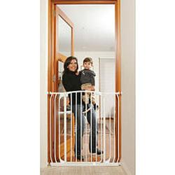 Dreambaby  F191W Hallway Gate 39.4 In. High White