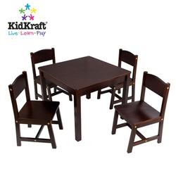 KidKraft 21453 Farmhouse Table & Chairs