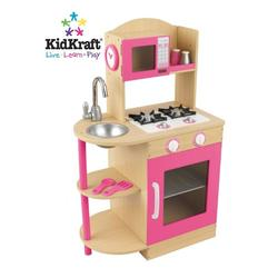 Kidkraft  53195 Pink Wooden Kitchen
