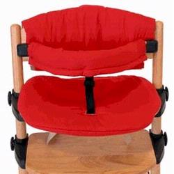 Kettler 5032 337 Junior High Chair Padding Red Free