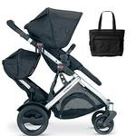 Britax B-Ready Stroller and 2nd Stroller Seat Kit - Black