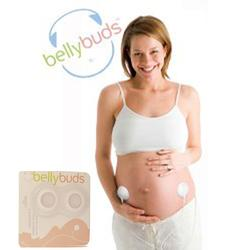 Bellybuds bbdp01KIT - Pregnancy Bellyphones WITH BellyBud replacement adhesive ring
