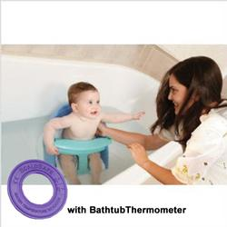 Dream Baby  Premium Deluxe Bath Seat WITH  ScaldSafe Bath Thermometer