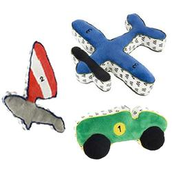 Maclaren TY0833011 Set of 3 Travel Companions - Bumper Bar Toys