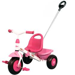 Kettler 8852-700, Kiddi-o® Layana Trike with PushBar - Pink/White