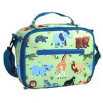 Wildkin 18080 Wild Animals Lunch Bag