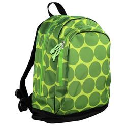 Wildkin 14086 Big Dots - Green Backpack
